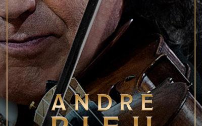 Concert événement : André Rieu – Amore, Hymne à l'amour