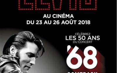 Concert événement : Elvis Presley 68 Comeback Special