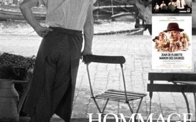 Hommage à Marcel Pagnol : cinéma, théâtre, conférence