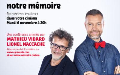 Conférences France Inter – Cycle cerveau #1 Les secrets de notre mémoire