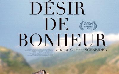 UN VIOLENT DÉSIR DE BONHEUR Ciné-rencontre avec le réalisateur Clément Schneider
