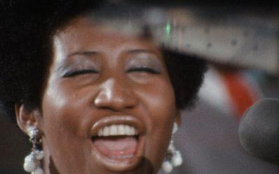 Musique et cinéma : AMAZING GRACE – ARETHA FRANKLIN