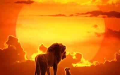 LE ROI LION – EN PLEIN AIR À SAINT JEAN CAP FERRAT