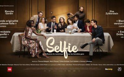 Ciné / Rencontre SELFIE en présence du réalisateur CYRIL GELBLAT