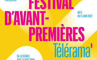 FESTIVAL D'AVANT-PREMIÈRES TÉLÉRAMA