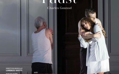 FAUST – Opéra de Charles Gounod depuis l'Opéra Bastille